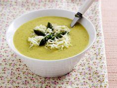 Soep van groene asperges - Libelle Lekker!