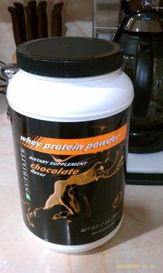 Nutrilite Whey Protein Powder  Mas Proteina, Menos Azucar y Menos Calorias.
