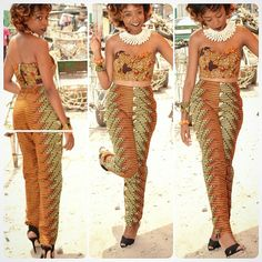 Exquisite Easter Ankara Styles.........Sleek, Lustrous & Jaw-Dropping - Wedding Digest Naija