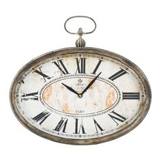 I pinned this Lydie Wall Clock from the Westwood Laurel Home event at Joss and Main!