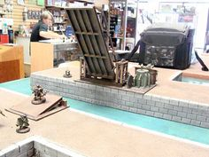 """Terrainthralls """"A Bridge Too Far"""", """"I really like this tutorial and it has some great techniques."""" John S."""