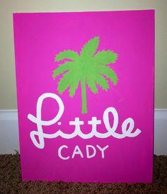 it's big/little giftie time! Kappa Delta, Phi Sigma Sigma, Kappa Alpha Theta, Alpha Chi Omega, Phi Mu, Big Little Gifts, Little Presents, So Little Time, Sorority Sugar