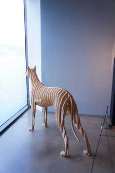 Dog - CNC works made by cnc router table                                                                                                                                                     More