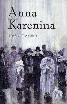 Anna Karenina, de León Tolstoi