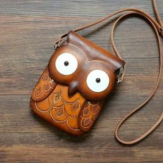 Leather owl crossbody bag, Valentines's Day Gifts, owl lover… – Bags Purses And Handbags, Leather Handbags, Leather Wallet, Luxury Handbags, Cheap Handbags, Luxury Purses, Gucci Purses, Handbags Online, Owl Purse