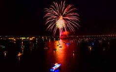 Vero Beach - Fourth of July Fireworks