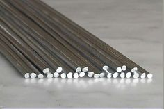 Alumaloy is a fluxless aluminum repair rod and is very user friendly. Alumaloy will solidify stronger than the aluminum you are repairing. You can repair buut joints, Lap joints, Mitered Joints, Aluminum reapir and welding, stripped threads and much more.. You can check out http://www.alumaloy.org/ for complete information!!