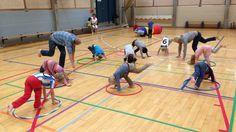MoveQ at Kokkedal School, Denmark