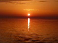 Adriatic Sea sunrise