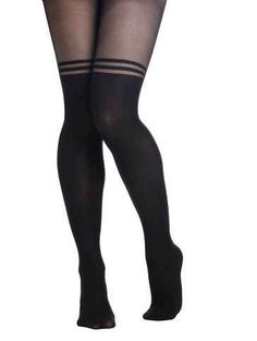 ModCloth Stocking Tights, $17.99 | 29 Pairs Of Tights That Are Simply Da Bomb