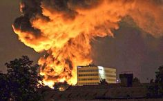 Smethwick blaze caused by Chinese lantern 'could burn for days' - Telegraph