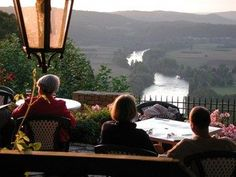 L'Esplanade (Domme, France) | Expedia.  Enjoyed a glass of wine in this beautiful place