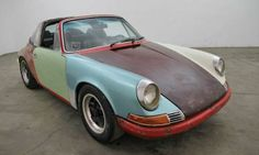 Worst 1972 Porsche 911T Targa for sale Hemmings fr Photo by: Beverly Hills Car Club