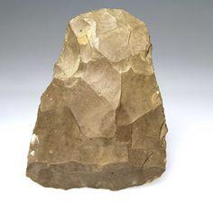 An Egyptian Stone Scraper, PreDynastic Period ca 4000 - 3500 BC