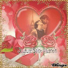 Happy Valentin my friends Blingee