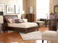 Boulevard Queen Bedroom Set via @Cort Hightower Furniture