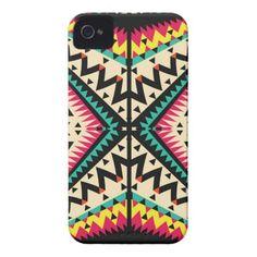 Tribal iPhone 4 Case