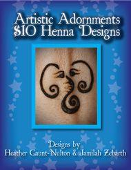 Artistic Adornments - $10 Henna Designs