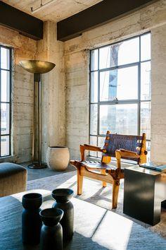 Brutal elegance: industrial loft in Los Angeles | PUFIK. Beautiful Interiors. Online Magazine