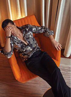#차승원#Cha Seung Won#チャスンウォン #車勝元 Cha Seung Won, Korean Actors, Sexy Men, Leather Pants, Celebrities, Blouse, Long Sleeve, Sleeves, Tops