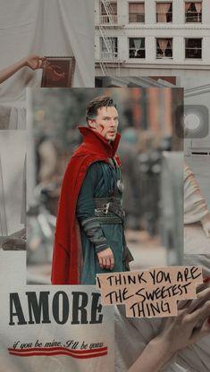 Marvel ↝ lockscreens - 27 ✧*ฺ༄ - Wattpad Marvel Comics, Marvel Heroes, Marvel Characters, Marvel Avengers, Marvel Wallpapers, Avengers Wallpaper, Benedict Cumberbatch, Foto Doctor, Sherlock