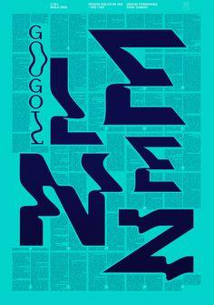 Affiche pour les éditions Bookster