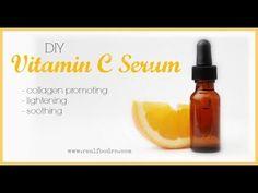 DIY Vitamin C Serum for Glowing Skin