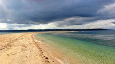 The scenic sandbar of Higatangan Island, Biliran Biliran Island, Philippines Beaches, Places To Go, Around The Worlds, Country Roads, Explore, Amazing, Water, Travel