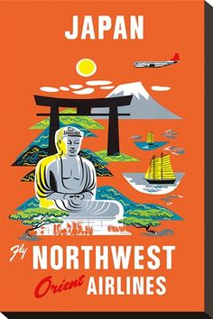 Fly Northwest Orient Airlines: Japan, Amazing discounts - up to 80% off Compare prices on 100's of Travel booking sites at once Multicityworldtravel.com