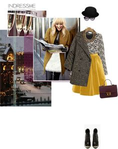 """:{)"" by danaiskakova ❤ liked on Polyvore"