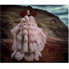 Amazing: Karen Elson by Daniele + Iango for  i-D Magazine