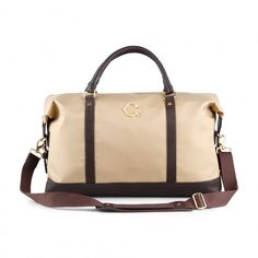 Contrast Nylon Easy Weekender Bag - Luggage - Shop by Category - Shoes & Bags