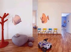 Future Pediatric Office waiting room?