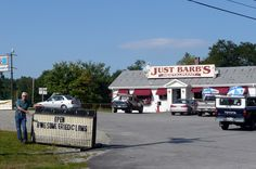 The thought of the Fried Clams at Just Barb's in Stockton Springs, Maine, makes my mouth water.  It's a little out of the way but that means fewer tourists, more locals.  Too bad they don't deliver to AZ!  Check out their facebook page - Justbarbs