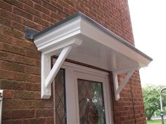 awning for front door Epsom Door Canopy Home Pinterest