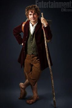 Bilbo // Martin Freeman