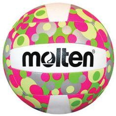 Molten Dot Volleyball!
