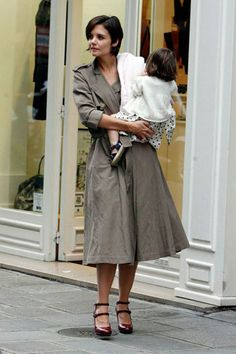 To celebrate the birth of the Prince of Cambridge, we rounded up the best new-mom style.