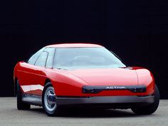 '88 Citroen Activa concept