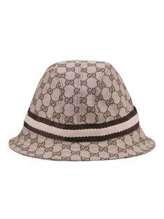 e13c5b25e5f Chapéu Gucci Bucket Monograma Rosa Original - BCB113