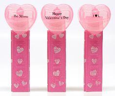 PEZ PEZ  Valentines