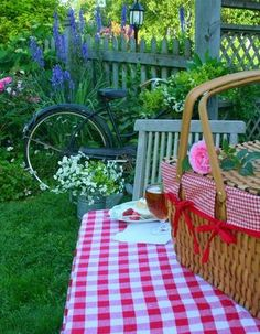 Iced Tea is Lovely on a Summer Day!