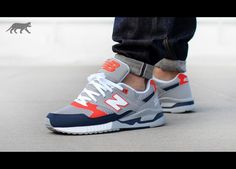 New Balance m530gno (Grey / Navy) I need another pair of New Balance !!
