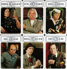 clue board game - oh the memories Clue Themed Parties, Mystery Parties, Cluedo, Clue Board Game, Clue Games, Vintage Board Games, I Remember When, My Childhood Memories, 90s Childhood