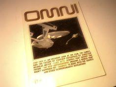 Omni Magazine  Vintage Copy Vol. 1 No.3 by vintagepostexchange