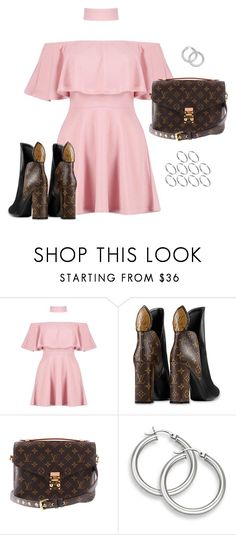 """Untitled #332"" by katiemarte ❤ liked on Polyvore featuring Boohoo, Louis Vuitton and ASOS"
