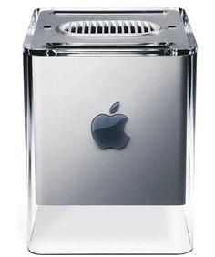 Apple G4 Cube Computer Design: Jonathan Ive