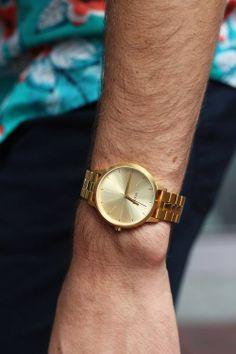 Wie spät? Zu früh! Kensington Uhr hier entdecken und kaufen: http://www.sturbock.me/