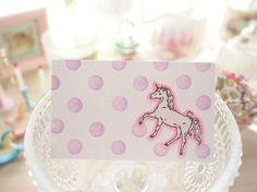 Cui stamp (Unicorn)