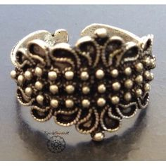 Fede Sarda Campidanese Ring Ring, Sardinia, Beautiful Things, Jewels, Jewellery, Outfit, Rings, Silver, Gold